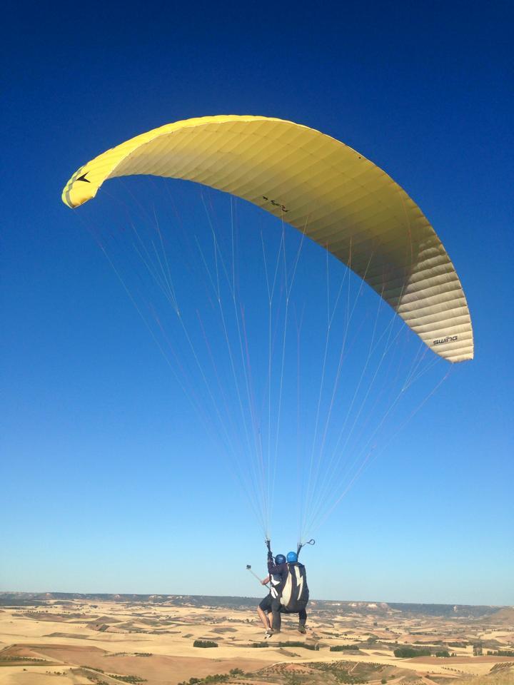 Deportes de aventura para excursiones rurales en Hita