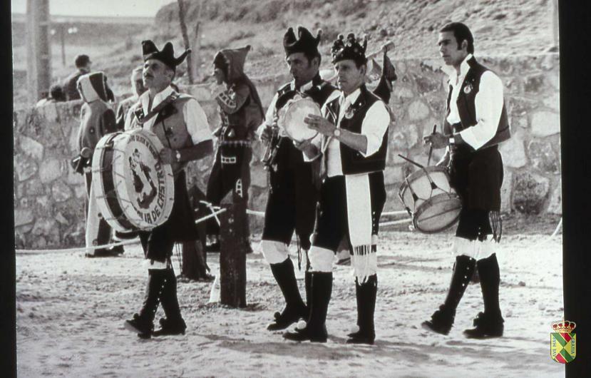 dulzaineros festival medieval antiguo 03