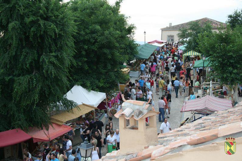 festival medieval 2007 - mercado medieval