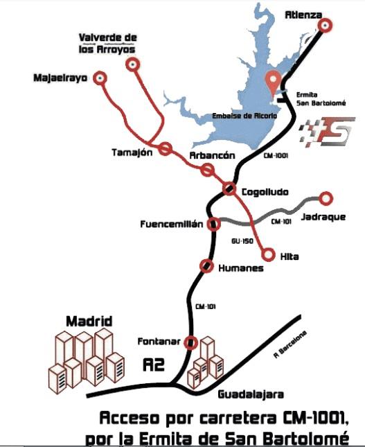 mapa tentacionsport