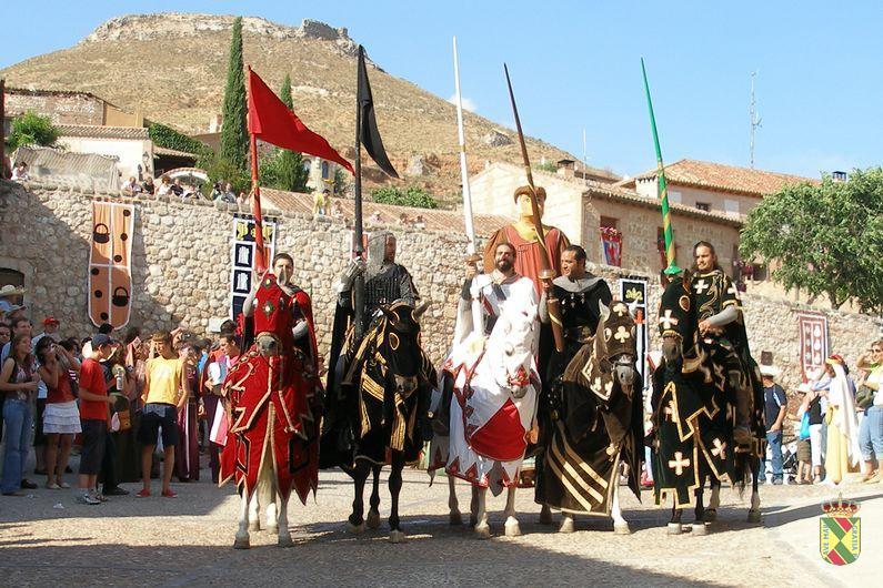 torneo medieval - festival medieval hita 2006