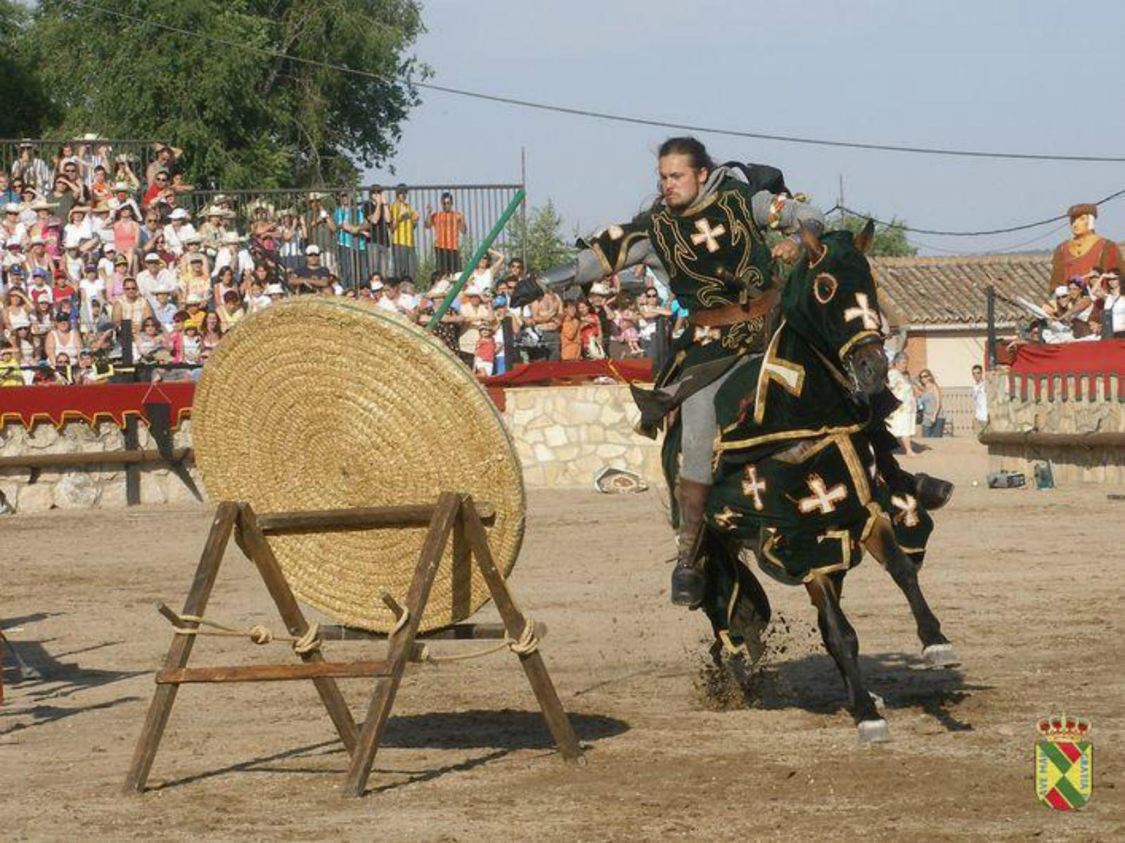 torneo medieval - festival medieval 2006