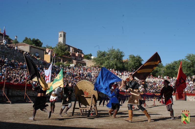 torneo medieval - festival medieval 2008