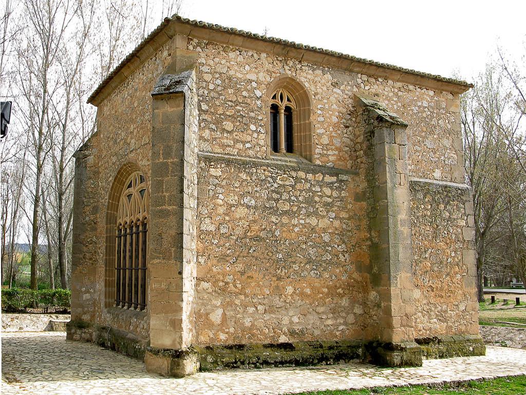 ermita de la fuente santa sopetrán